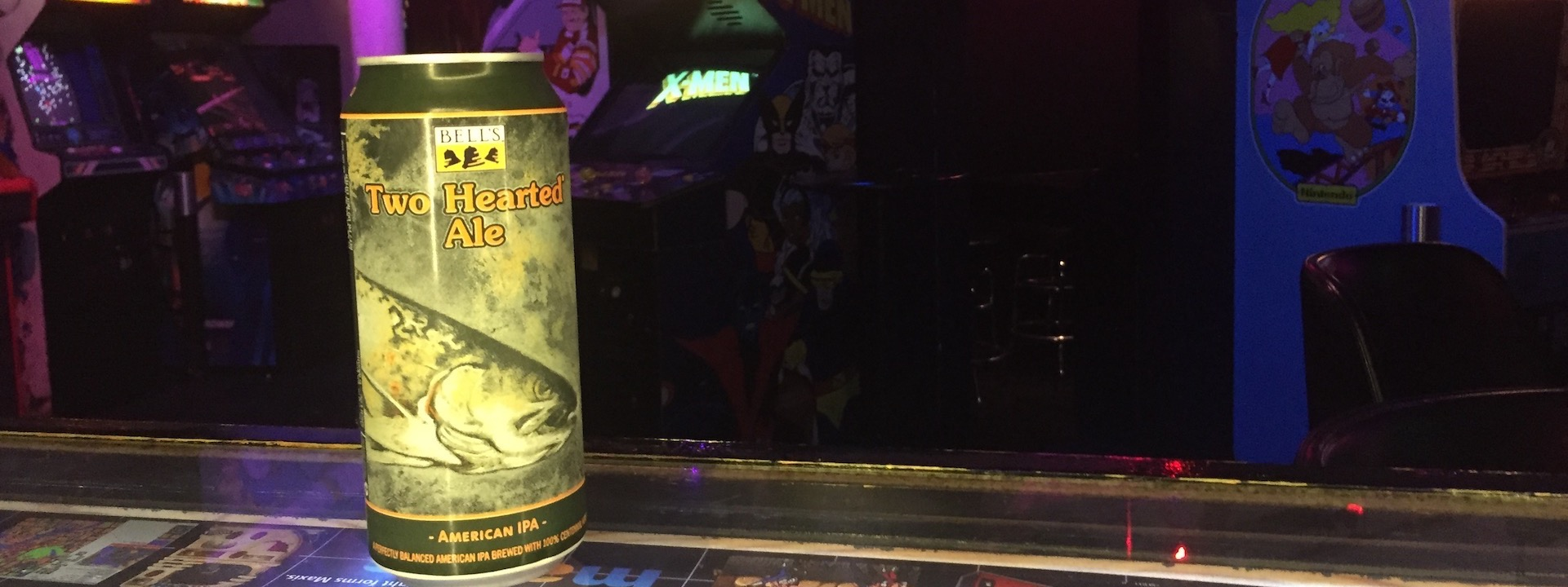 Hero two hearted ale